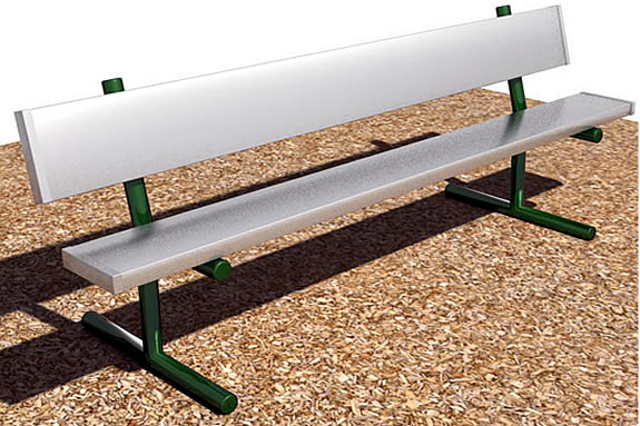 portable dog park benches