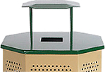 trash cans for dog parks